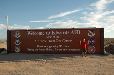 Edwards Air Foce Base