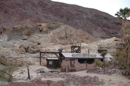Eine Mine