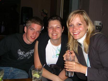 Phil, Johanna, Inka