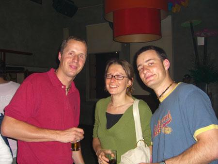 Thomas, Margarete, ich