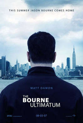 Bourne is back!